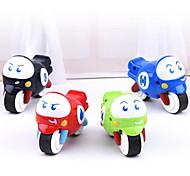 Недорогие -Игрушечные машинки Экипаж Игрушечные мотоциклы Обучающая игрушка Инерционная машинка Машинки с инерционным механизмом Мотоспорт Игрушки