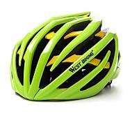 West biking Bike Helmet CCC Certification Cycling 24 Vents Durable Light Weight Men's Women's ESP+PC Cycling Climbing