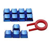 cheap -E-Element Double Shot PBT Keycaps 12 Translucidus Backlit Key Caps for Cherry Switches Mechanical Keyboards
