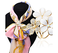 Women's Brooches Imitation Opal Rhinestone Fashion Classic Rhinestone Alloy Jewelry Butterfly Jewelry For Daily Casual