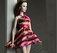 Dresses Dress For Barbie Doll Dresses For Girl's Doll Toy