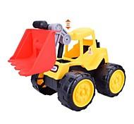 Недорогие -Экипаж Колесный бульдозер Игрушки Экскаватор Транспорт Простой Большой размер 1 Куски