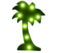 1 juego Decorativa Lámparas de Noche Luz Decorativa Luz de Navidad-0.5W-Batería