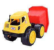 Недорогие -Экипаж Колесный погрузчик Игрушки Экскаватор Транспорт Простой Большой размер 1 Куски