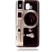 For Samsung Galaxy J7(2017) J5(2017) TPU Camera Pattern HD Phone Case J3(2017) J7 Prime J5 Prime