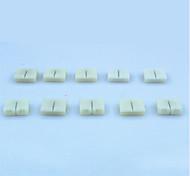 Недорогие -5050 rgb 4pin красочный разъем 10мм 10шт партия