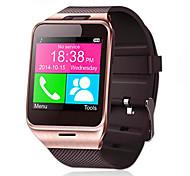 Недорогие -Оригинальный умный часы Aplus gv18 с NFC функции камеры Bluetooth SIM карты часы для iphone6 телефон андроид