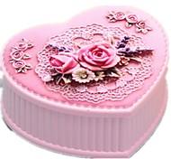 Caja de música Juguetes Novedad Resina Piezas Unisex Cumpleaños día de San Valentín Regalo