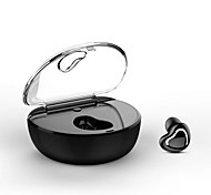 X7 In Ear Wireless Headphones Dynamic Plastic Driving Earphone Mini Noise-isolating With Charging Box Headset