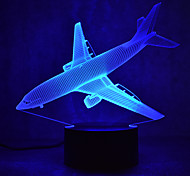 Недорогие -Ночные светильники LED Night Light USB огни-0.5W-USB