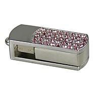 16g u disco caneta de cristal pen drive drive usb flash drive usb 2.0 christmas gift