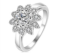 cheap -Women's Knuckle Ring Nail Finger Rings Band Rings Cubic Zirconia AAA Cubic Zirconia Fashion Personalized Zircon Cubic Zirconia Silver