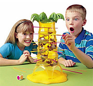 Board Game Tumbling Monkey Balance and Skill Toys Family Interaction Monkey Dump Monkey Falling Monkeys Plastics Parent-child Games