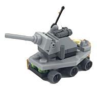cheap -Building Blocks Tank Toys Tank Soft Plastic 1 Pieces Children's Gift