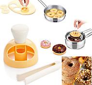 Недорогие -Формы для пирожных Круглый Для торта Для получения хлеба Cupcake Торты Хлеб Пластик