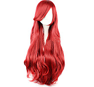cheap -Princess Mermaid Ariel Cosplay Wig Halloween Props Cosplay Accessories