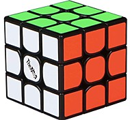 cheap -Rubik's Cube QI YI 3 3*3*3 Smooth Speed Cube Magic Cube Educational Toy Puzzle Cube Smooth Sticker Square Birthday Children's Day Gift