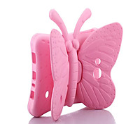 Case For Samsung Galaxy Tab 4 7.0 Tab 3 Lite Child Safe Back Cover Solid Color Butterfly Hard EVA for Tab 4 7.0 Tab 3 7.0 Tab 3 Lite Tab