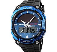 SKMEI Men's Kid's Sport Watch Dress Watch Wrist watch Chinese Quartz Calendar Chronograph Water Resistant / Water Proof Alarm Stopwatch