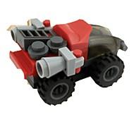 cheap -Building Blocks Construction Vehicle Toys Truck Soft Plastic 1 Pieces Children's Gift