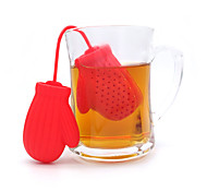 cheap -Silicone Cute / Creative Kitchen Gadget Christmas 1pc Coffee and Tea / Tea Strainer