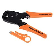 4P 6P 8P Cutting Crimping Network Ethernet Telephone Network Cables Plier Repair Tool Set and Wire Cutter