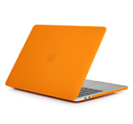 """preiswerte -MacBook Herbst für Mattiert Volltonfarbe Polycarbonat Das neue MacBook Pro 15"""" Das neue MacBook Pro 13"""" MacBook Pro 15 Zoll MacBook Air"""