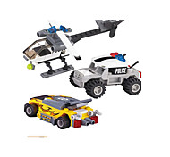 Building Blocks Military Vehicle Helicopter Toys Tank Fighter Military Boys Pieces