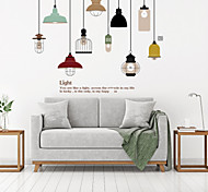 cheap -Fashion Vintage Wall Stickers Plane Wall Stickers Decorative Wall Stickers, Plastic Home Decoration Wall Decal Wall