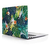 """Недорогие -MacBook Кейс для Цветы дерево Поликарбонат Новый MacBook Pro 15"""" Новый MacBook Pro 13"""" MacBook Pro, 15 дюймов MacBook Air, 13 дюймов"""