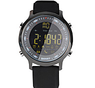 Kimlink® EX18 Smartwatch Bluetooth 4.0 Activity Tracker Camera Control Calls Reminder for Android&iOS