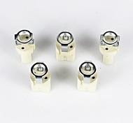 cheap -G9 Ceramic Lampholde 5pcs