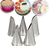 cheap -1pc Novelty Everyday Use Stainless Steel + A Grade ABS High Quality Cake Molds