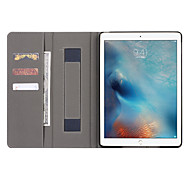 cheap -Case For Apple iPad Pro 12.9'' Card Holder Wallet with Stand Full Body Solid Color Hard PU Leather for iPad Pro 12.9''