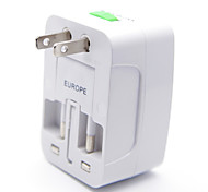cheap -Charger converter Global plug in converter plug