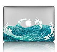 """Недорогие -MacBook Кейс для Пейзаж Поликарбонат Новый MacBook Pro 15"""" / Новый MacBook Pro 13"""" / MacBook Pro, 15 дюймов"""