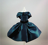 Party/Evening Dresses For Barbie Doll Dark Navy Dresses For Girl's Doll Toy