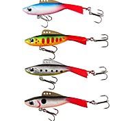 cheap -1 pcs Shad Copper Alloy Sea Fishing Freshwater Fishing Trolling & Boat Fishing General Fishing Lure Fishing Bass Fishing Carp Fishing