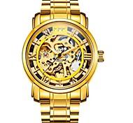 Men's Watch Boxes Watch Openers Wrist watch Mechanical Watch Unique Creative Watch Casual Watch Fashion Watch Dress Watch Skeleton Watch