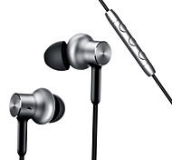 cheap -Xiaomi In Ear Wired Headphones Dynamic Stainless Steel Plastic Sport & Fitness Earphone HIFI Stereo Headset
