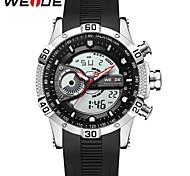 WEIDE Men's Casual Watch Sport Watch Fashion Watch Dress Watch Digital Watch Wrist watch Japanese Digital Calendar Water Resistant /