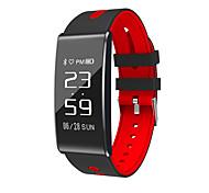 Kimlink® S11 Smartwatch Call Reminder Fitness Tracker Sleep Monitor Heart Rate Monitor Blood Pressure Measurement Smart Wristband