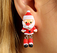 Women's Drop Earrings Basic Sweet Elegant China Jewelry Jewelry For Daily Christmas