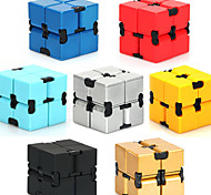 cheap -Infinity Cubes Toys Toys Stress and Anxiety Relief Office Desk Toys Square Shape Plastic Places Classic Style Pieces Adults' Gift