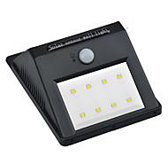 Недорогие -1шт 2 Вт. LED прожекторы Инфракрасный датчик Декоративная Уличное освещение Естественный белый <5V