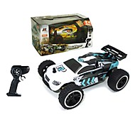 cheap -RC Car 1802A 2.4G High Speed 4WD Drift Car Buggy Racing Car 1:18 13-15 KM/H Remote Control Rechargeable Electric
