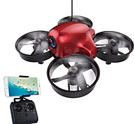 cheap -RC Drone DMRC DM107S 4CH 6 Axis 2.4G With HD Camera 0.3MP 640P*480P RC Quadcopter WIFI FPV Height Holding LED Lights Auto-Takeoff