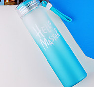 Недорогие -Органическое стекло Бутылки для воды Офис / Карьера Drinkware 1