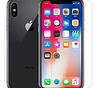 cheap -Screen Protector Apple for iPhone X PET 1 pc Front & Back Protector Anti-Glare Anti-Fingerprint Scratch Proof Ultra Thin High Definition