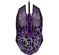 Недорогие -dareu em915 проводная игровая мышь три ключа 6000 точек на дюйм